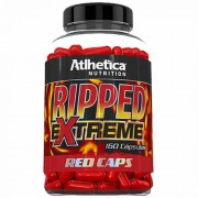 Ripped Extreme Red Caps (160 capsulas) Atlhetica Nutrition