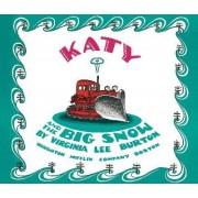 Katy and the Big Snow Lap Board Book by Virginia Lee Burton