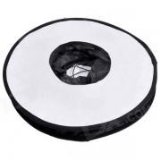Speedlite Softbox Difusor Reflector de disparo macro - Blanco + Negro