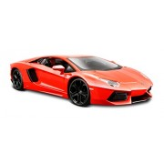 Maisto 1:24 Lamborghini Scale Aventador LP 700-4 Diecast Vehicle (Colors May Vary)
