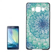 Flower Pattern PU Protective Case for Samsung Galaxy A5