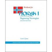 Workbook for Norsk, Nordmenn Og Norge 1 by Louis E. Janus