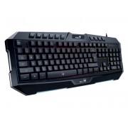GENIUS K20 Scorpion Gaming USB crna tastatura