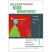 Quantitative Risk Management by Alexander J. McNeil