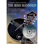 A Complete Guide to Learning the Irish Mandolin by Padraig Carroll