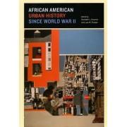 African American Urban History Since World War II by Kenneth L. Kusmer