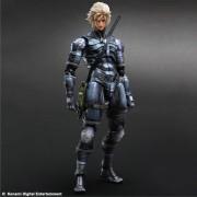 Metal Gear Solid 2 Sons of Liberty Play Arts Kai - Raiden 28 cm