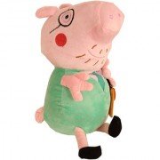 Peppa Pig Series Plush Toy From TLF- Daddy Pig