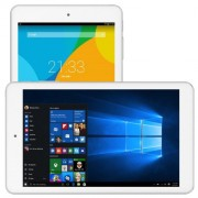 Cube iwork8 Air Dual Boot Tablet PC 32GB 8.0 inch Windows 10 & Android 5.1 Intel Atom X5-Z8300 Quad Core 1.44GHz-1.8GHz RAM: 2GB(White)