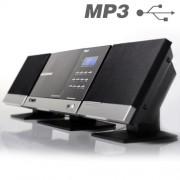Sistema de Alta Fidelidad Bluetooth CD MP3 USB Audiosonic HF1265