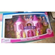 Kid Connection Princess Castle Play Set