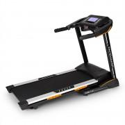 Exercițiu treadmill Klarfit stimulator cardiac X30 profesional 3PS 22 kmh ritm cardiac monitor negru