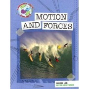 Science Lab: Motion and Forces by Hirsch Rebecca Eileen