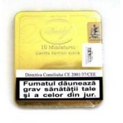 Davidoff limited edition miniatures