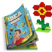 Blocks N Bricks 44 color page Idea book with over 100 ideas. Great ideas to build with Duplo blocks