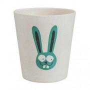 Pahar pentru clatire dupa periere dinti sau pastrare periuta , Bunny - Jack n' Jill