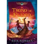 El trono de fuego / The Throne of Fire by Rick Riordan