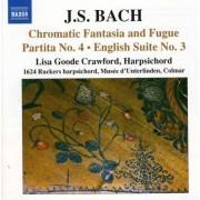 J.S. Bach - Partita No.4/ English Suit (0747313230976) (1 CD)