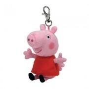 BRELOC PEPPA PIG (8.5 CM) - TY (ST9XTY46131)