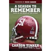 A Season to Remember by Carson Tinker