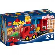 DUPLO - Spider-man Spider truck avontuur