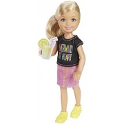 Barbie Great Puppy Adventure Chelsea Doll with Lemonade