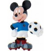 Figurina Bullyland WD Mickey Goal Italy