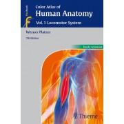 Color Atlas of Human Anatomy by Werner Platzer