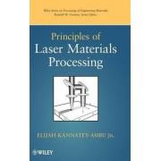 Principles of Laser Materials Processing by Elijah Kannatey-Asibu