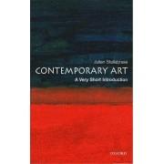 Contemporary Art: A Very Short Introduction by Julian Stallabrass