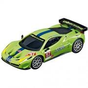 Carrera 20041381 - Modellino di Ferrari 458 Italia GT2 JKrohn Racing, n° 57, scala 1:43, utilizzabile sulla pista Carrera Digital 143 [lingua inglese]