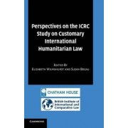Perspectives on the ICRC Study on Customary International Humanitarian Law by Elizabeth Wilmshurst