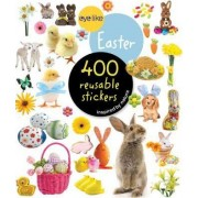 Eyelike Stickers: Easter by Workman Publishing