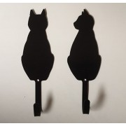 Cat Hook set of 2
