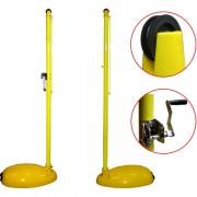 Stalpi badminton mobili