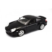 Bburago 1:18 Porsche 911 Turbo, Black