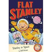 Flat Stanley in Space by Jeff Brown