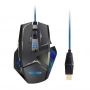TeckNet M008 Laser Gaming Mouse - геймърска лазерна мишка (за Mac и PC)