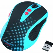 Mouse wireless Hama Knallbunt 2.0 Ab