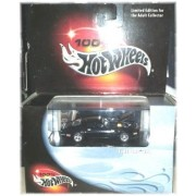 100% Hot Wheels Limited Edition Cool Collectibles Firebird T/A 1:64 Scale Classic Collector Car Replica Mounted In Collector Display Case. Black Body Color