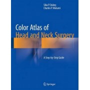 Color Atlas of Head and Neck Surgery by Siba P. Dubey