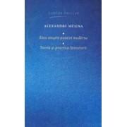 Eseu asupra poeziei moderne. Teoria si practica literaturii - Alexandru Musina
