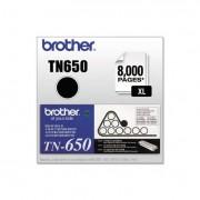 Tn650 High-Yield Toner, Black