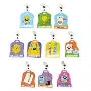 Learning Resources - Good for Me!TM, Distintivi di riconoscimento per bambini, 10 pz.