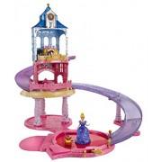 Disney Princess Glitter Glider Castle Playset by Mattel