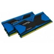 Kit Memoria RAM Kingston HyperX Predator DDR3, 2133MHz, 8GB (2 x 4GB), CL11, Non-ECC, XMP