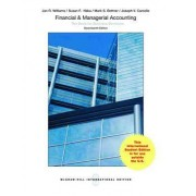 Financial & Managerial Accounting by Jan R. Williams