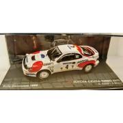 Macheta Toyota Celica Turbo 4WD, Raliu Catalunya 1992, 1:43