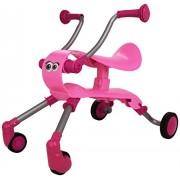Intelligente Trike 900-0200 - Bambini veicolo - Bouncing bici, rosa