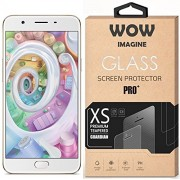 WOW Imagine™ Pro HD+ 9H Hardness 2.5D 0.3mm Toughened Tempered Glass Screen Protector for OPPO F1S
